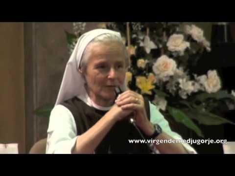 Sor Emmanuel – Debemos ser testimonios de la grandeza de la confesión