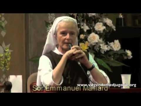 Sor Emmanuel – La Virgen nos enseña a confesarnos con el corazón