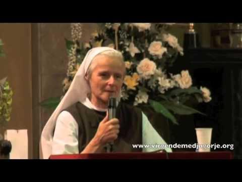 Sor Emmanuel – Dios no sólo perdona, sino que también olvida