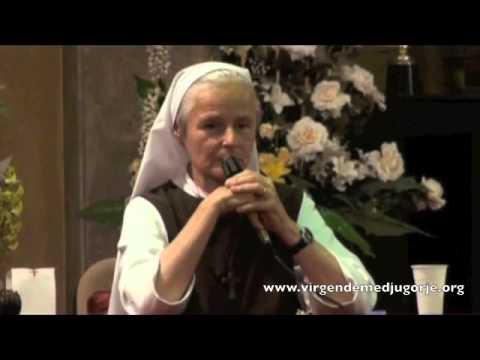 Sor Emmanuel – La Virgen nos enseña cómo hacer una buena comunión