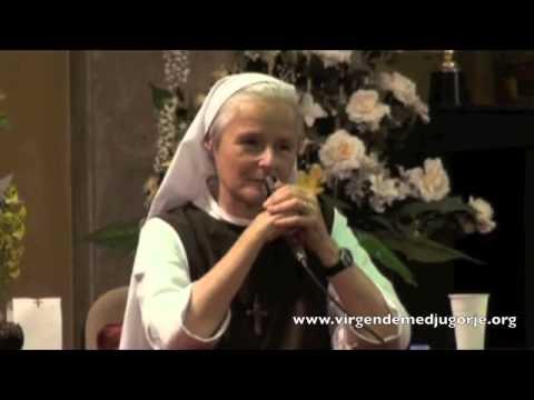 Sor Emmanuel – Preparemos nuestro corazón para recibir a Jesús en la comunión