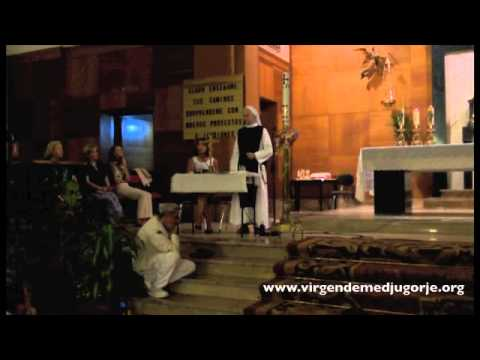 Sor Emmanuel – El primer acto para la conversión: la confesión