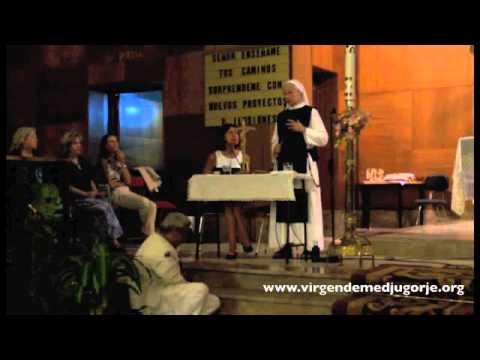 Sor Emmanuel – La superación de la vergüenza en el confesionario y la verdadera intención