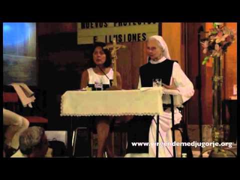 Sor Emmanuel – La oración por los sacerdotes
