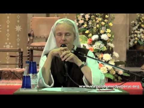 Sor Emmanuel – La Gospa nos da la clave para resucitar a la familia mediante la oración