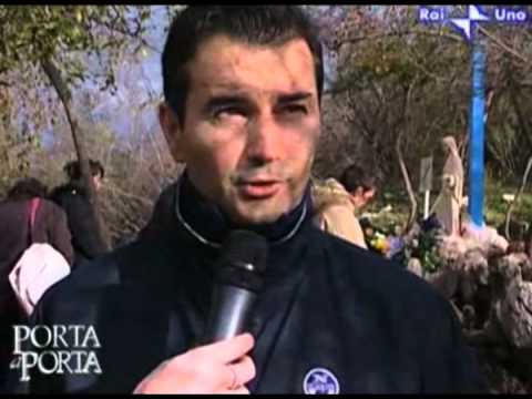 Reportaje sobre Medjugorje en RAI UNO