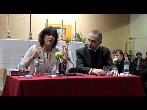 Testimonio de María Vallejo-Nágera en Cáceres