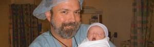 Hoy John Bruchalski es un esforzado líder provida que ayuda a muchos niños y familias, pero durante años fue un médico abortista y confundido