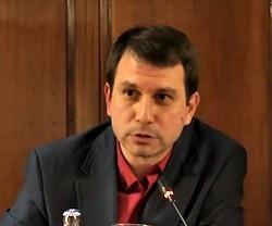 Jesús García será este martes el ponente en la entrega de los Premios Cari Filii 2014.