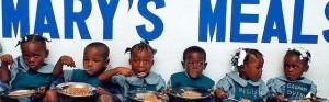 Dar de comer a los niños que lo necesitan en nombre de María: una iniciativa que recorre el mundo.