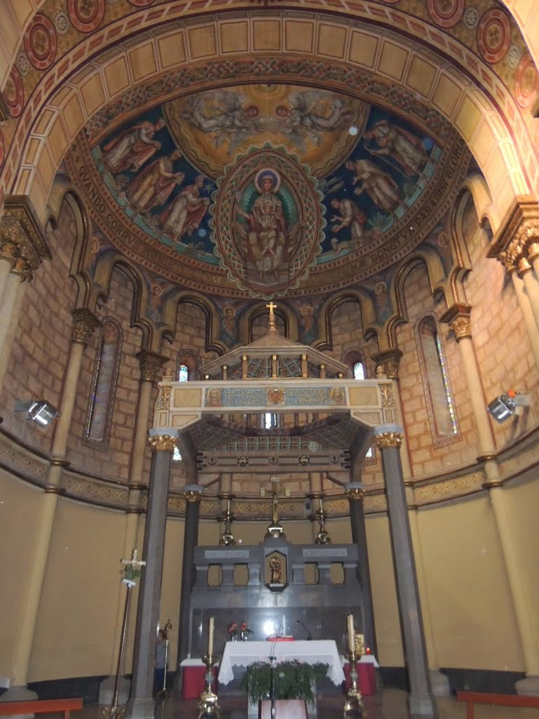 altar mayor gironella