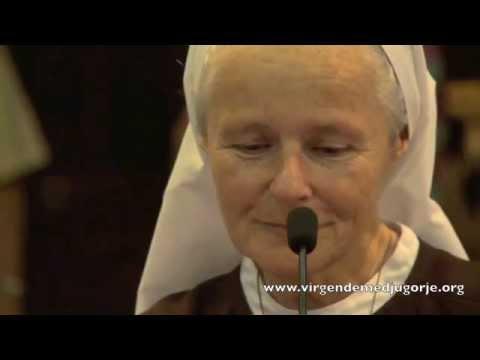 Sor Emmanuel – La gracia de celebrar el sufrimiento