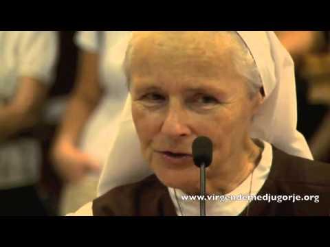 Sor Emmanuel – El ofrecimiento del sufrimiento en la Eucaristía lo convierte en alegría