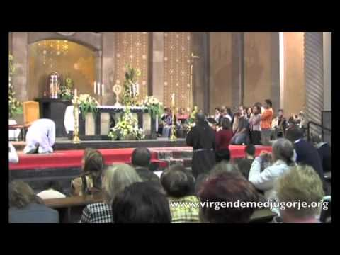Padre Jozo – Acción de gracias y bendición de Barcelona