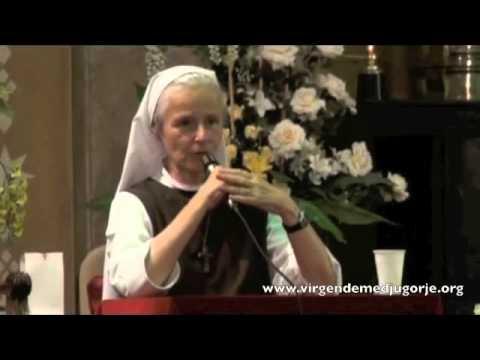 Sor Emmanuel – Nadie puede vivir sin la confesión mensual