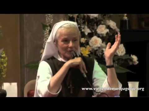 Sor Emmanuel – ¿Qué sucede cuando Jesús llega a la comunión?