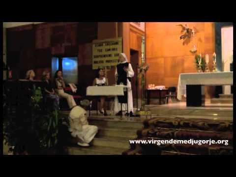 Sor Emmanuel – La verdadera contricción del corazón