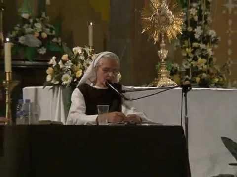 Sor Emmanuel – El Poder del Rosario