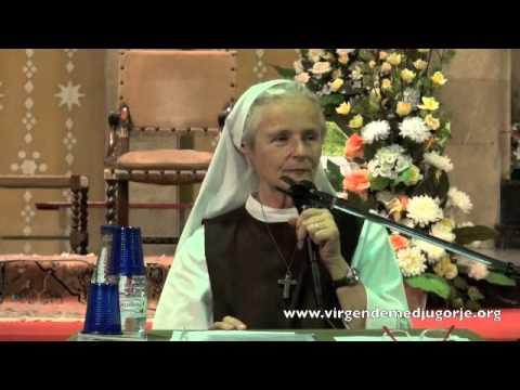 Testimonio de Sor Emmanuel en Barcelona – 16 de setiembre de 2012
