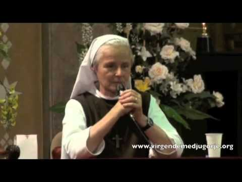 Sor Emmanuel – La Virgen nos pide a todos un cambio de dirección