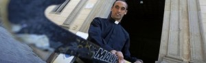 Carlos Ballbé dejó la élite mundial del hockey sobre hierba para ser sacerdote.