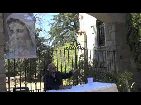 """Conferencia """"La Reina de la Paz nos invita a que tengamos un nuevo corazón"""""""