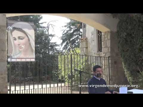 """Conferencia """"María Reina de la Paz sana nuestro niño interior"""""""