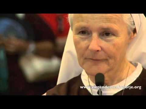 Sor Emmanuel – La Virgen forma a la vidente Vicka sobre el sentido del sufrimiento