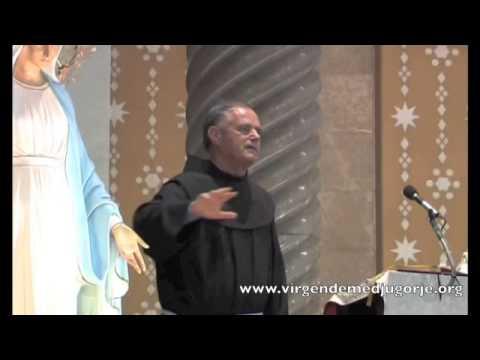 Padre Jozo – Presenta a la Virgen a sus hijos