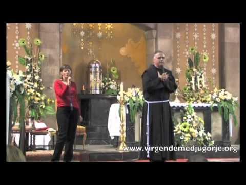 Padre Jozo – Invocación al Espíritu Santo para que entre en nuestros corazones