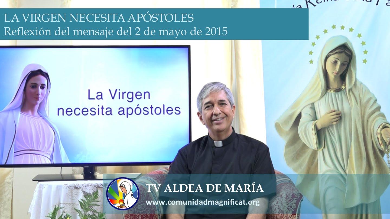 P. Francisco Verar – Meditación del mensaje del 2/05/2015