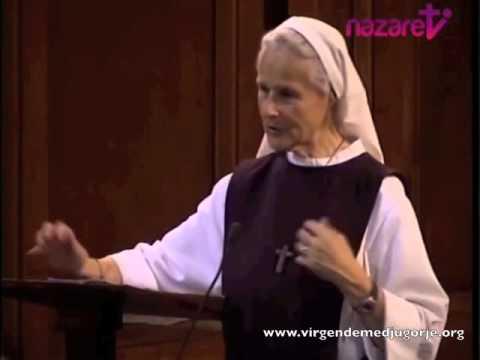 Sor Emmanuel 2014 – Consagración del cuerpo a la Virgen María